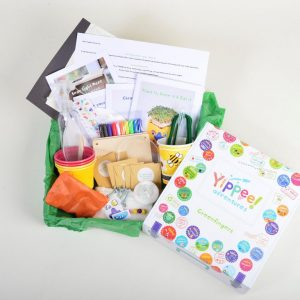 greenfingers gardening activity box