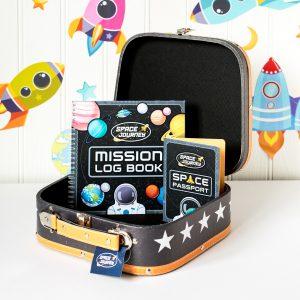Astronaut Suitcase
