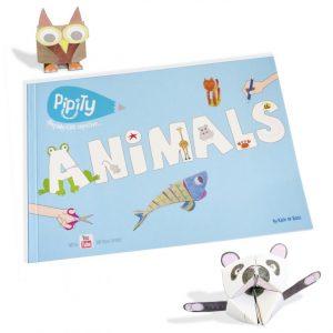 animal activity book