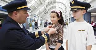 5 Ways to Help Anxious Children to Fly