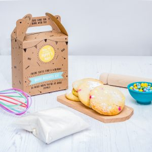 dotty biscuits party bag