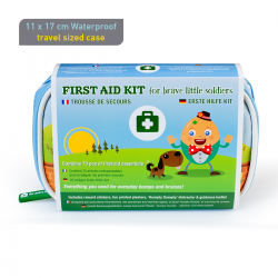 Travel Baby First Aid Kit