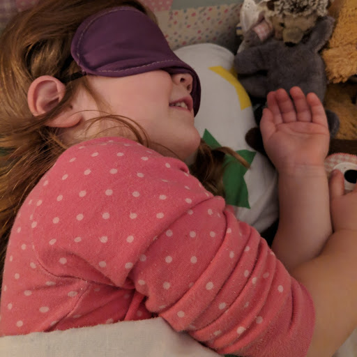 5 Ways to Help Get Your Child to Sleep