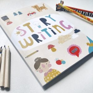 story activity book