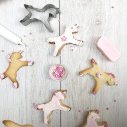 Unicorn Baking Biscuit Kit