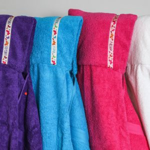 Standard Hooded Towels Ages 1-8