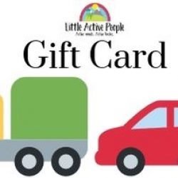 Transport Gift Card
