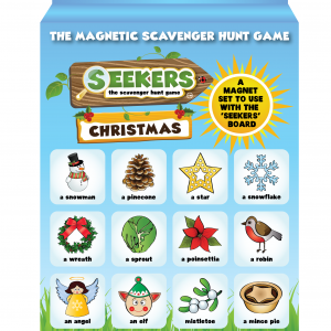 Christmas Seekers Magnetic Kits