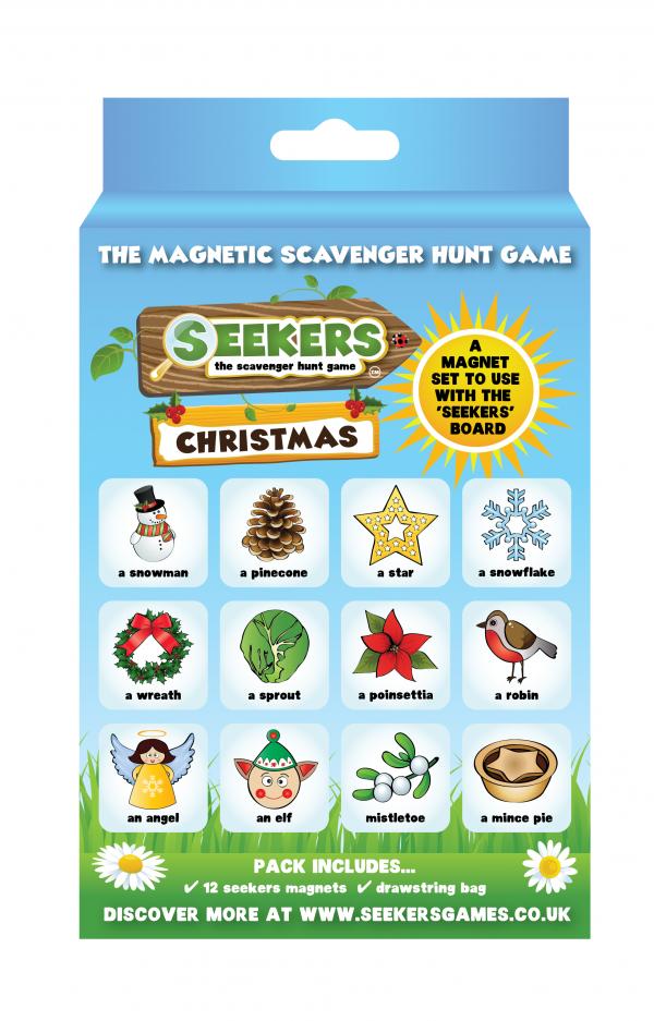 Christmas Seekers Magnetic Kits