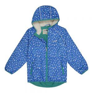 ecosplash jacket - blue