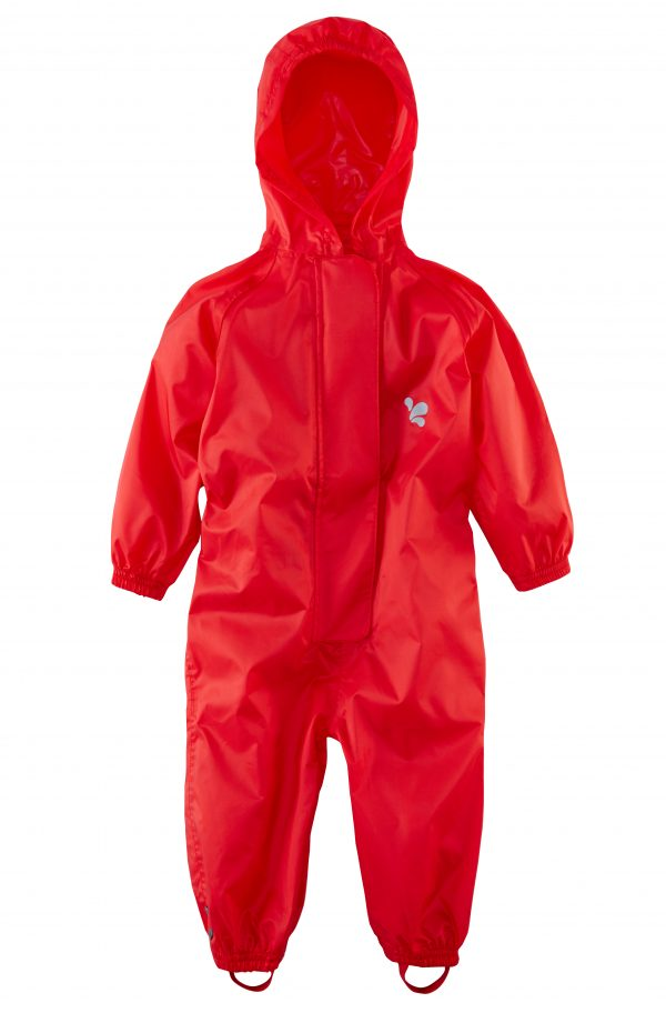 waterproof all in one - red