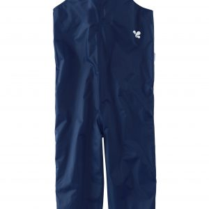 waterproof bib and brace - navy