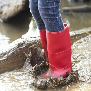 Wellies, Snow Boots and Socks