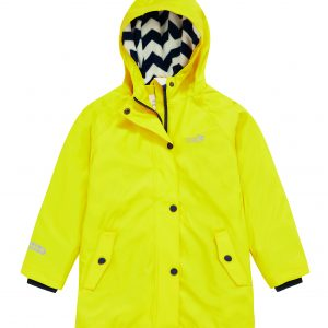 fleece waterproof - yellow