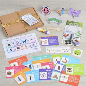 bug hunting activity kit