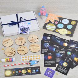 Planets & Stars adventure kit