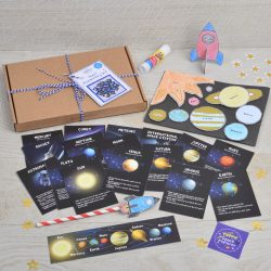 Space discovery kit