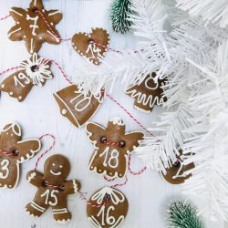 Jolly Ginger Christmas Biscuit Baking Kit