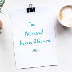The Motherhood Printable Journal and Planner