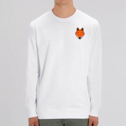 Adult Cotton Fox Sweatshirt