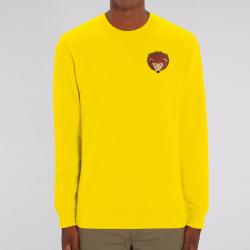 Adult Cotton Hedgehog Sweatshirt