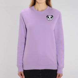 Adult Cotton Panda Sweatshirt
