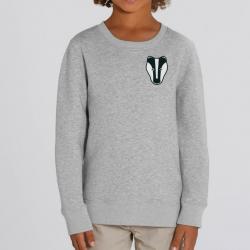 Kids Cotton Badger Sweatshirt
