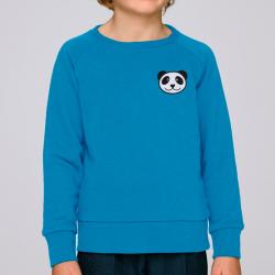 Kids Cotton Panda Sweatshirt