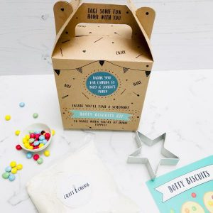 Dotty biscuit kit