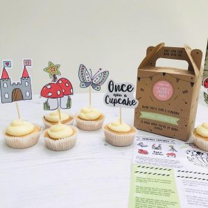 Fairytale cupcake kit