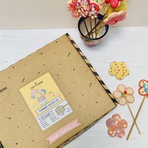 flower biscuit kit