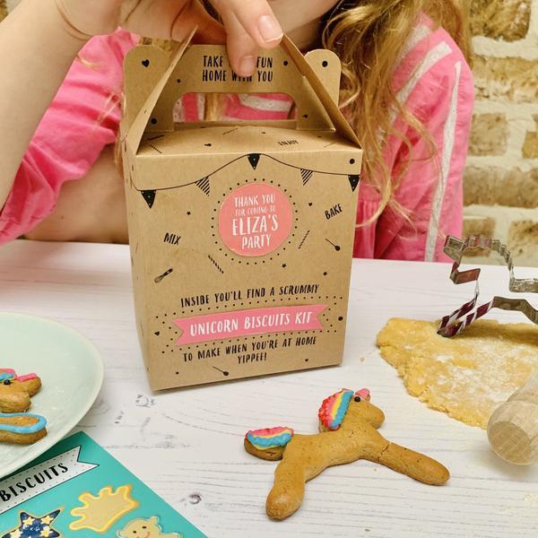 unicorn biscuit kit