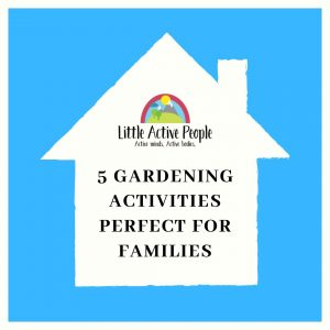 free gardening activities perfect for families