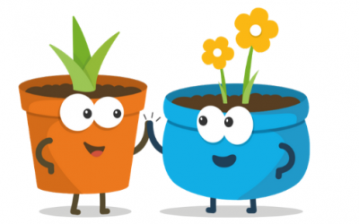 Gardening activities for children and families