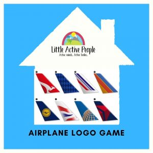 airplane logo quiz