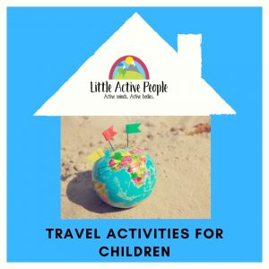 travel activities for children