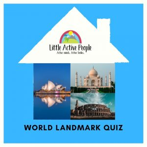 world landmark quiz for children