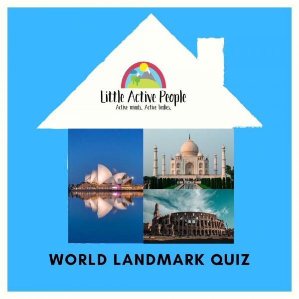 world landmark quiz for children
