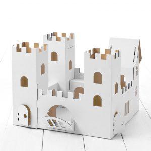 build and colour castle