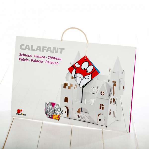 build and colour palace
