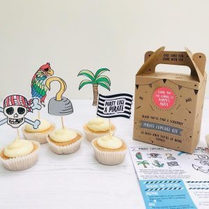 pirate baking activity bundle