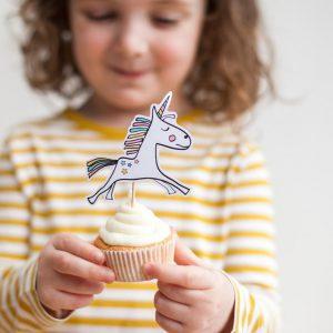 Unicorn Baking Activity Bundle