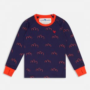 children's thermal baselayer top