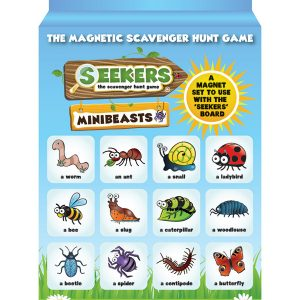 Mini Beasts Seekers Magnetic Kit