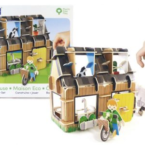 Eco House popout playset