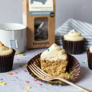 afternoon teapigs cupcake kit