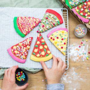 three fun baking and activity kit fir kids bundle