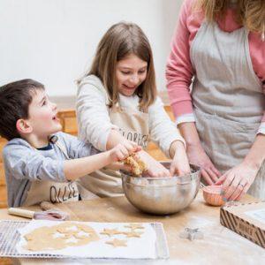 Baking and Craft Activity Kits