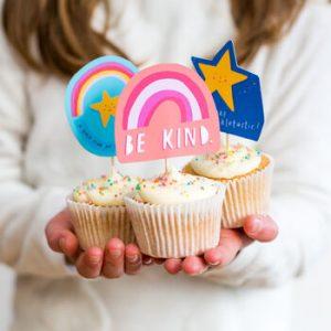 kindness cupcake kit