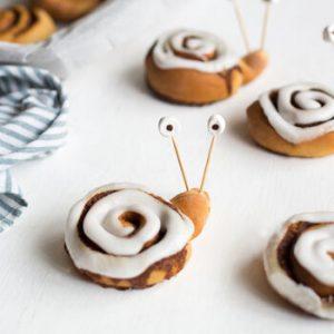 cinnamon snail bun kit